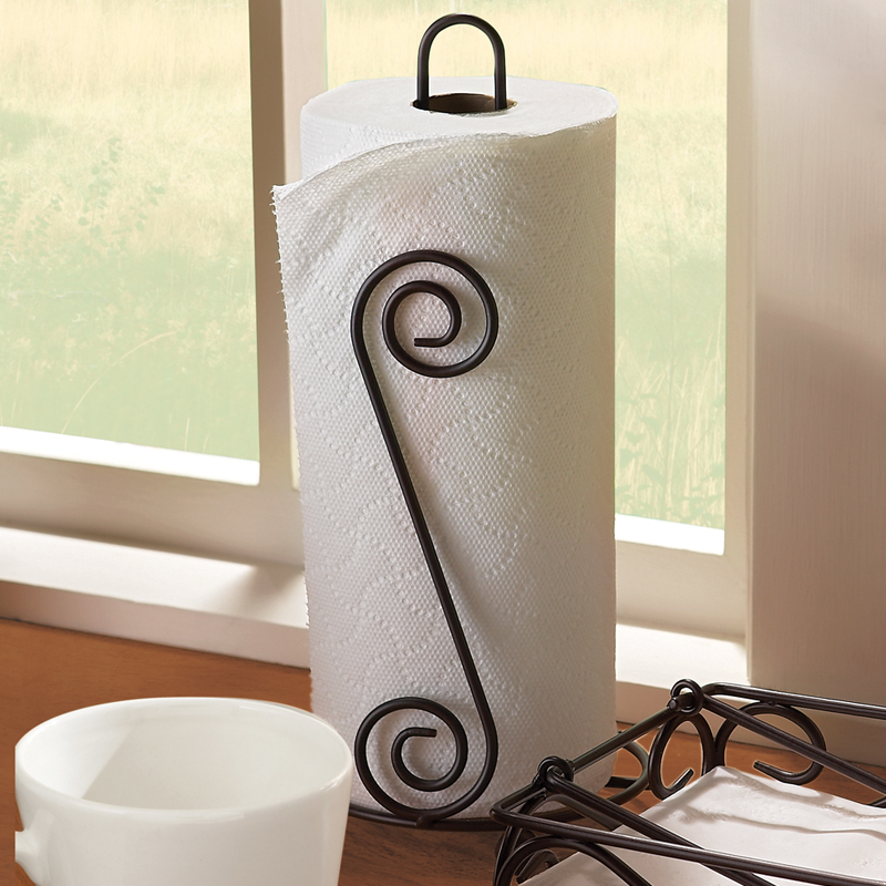 Hampton Paper Towel Holder