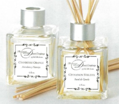 Cranberry Orange Reed Diffuser