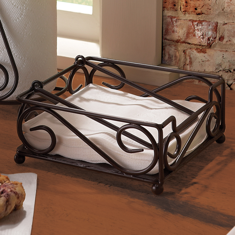 Hampton Napkin Holder